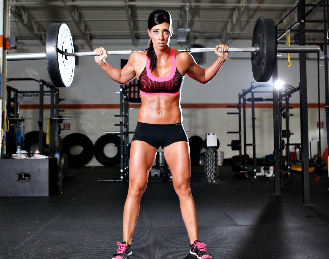 Mitos del entrenamiento con pesas en mujeres