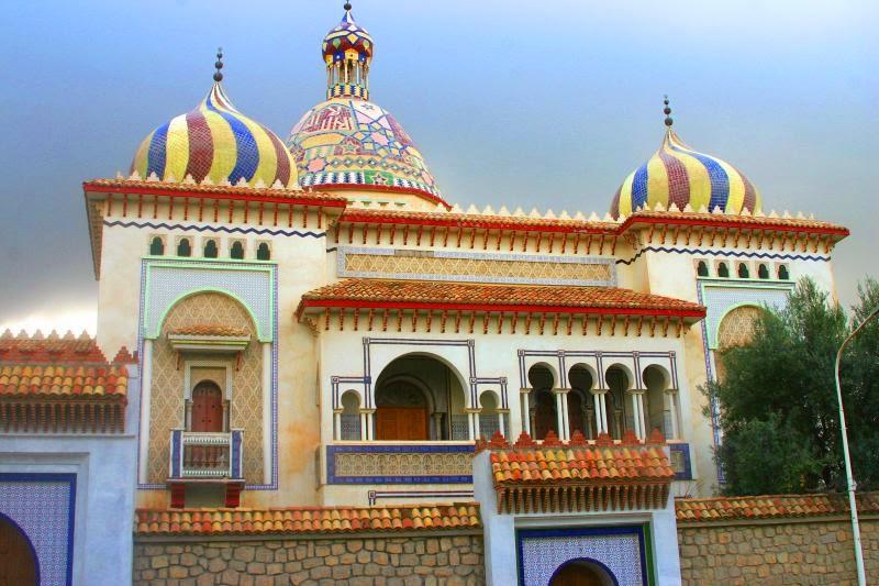 Travel to algeria travel to tlemcen - Belle maison en algerie ...
