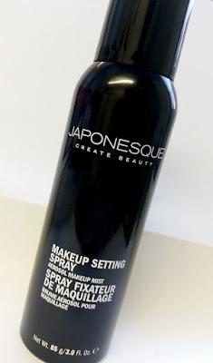 Japonesque Makeup Setting Spray
