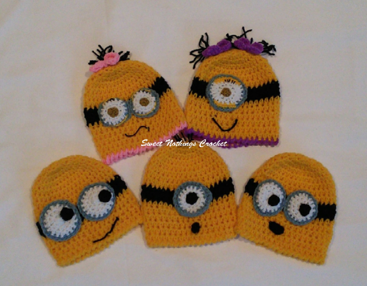 Minion Hat Crochet Pattern Magnificent Inspiration Ideas