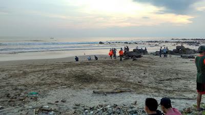 Innalillahi Pantai ketang Telan Korban, 1 Hilang Tenggelam