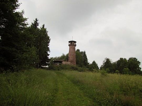 Góra Wszystkich Świętych (niem. Allerheiligen Berg, 648 m n.p.m.).
