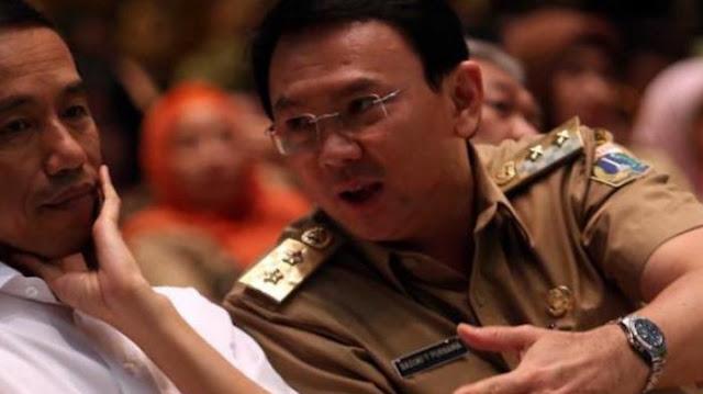 Dugaan Korupsi Ahok Momentum Jokowi Buktikan Komitmen