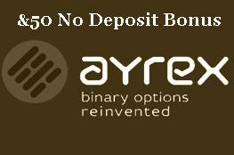 $50 Binary no deposit bonus | Get Binary no deposit bonus from