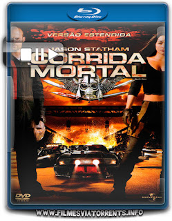 Corrida Mortal Torrent - BluRay Rip 720p Dublado
