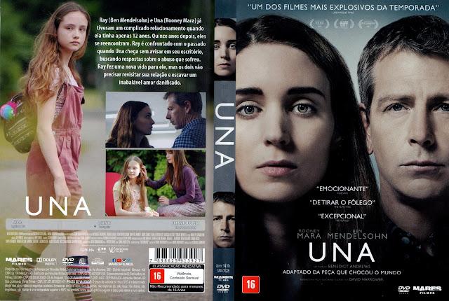 Capa DVD Una (Oficial)
