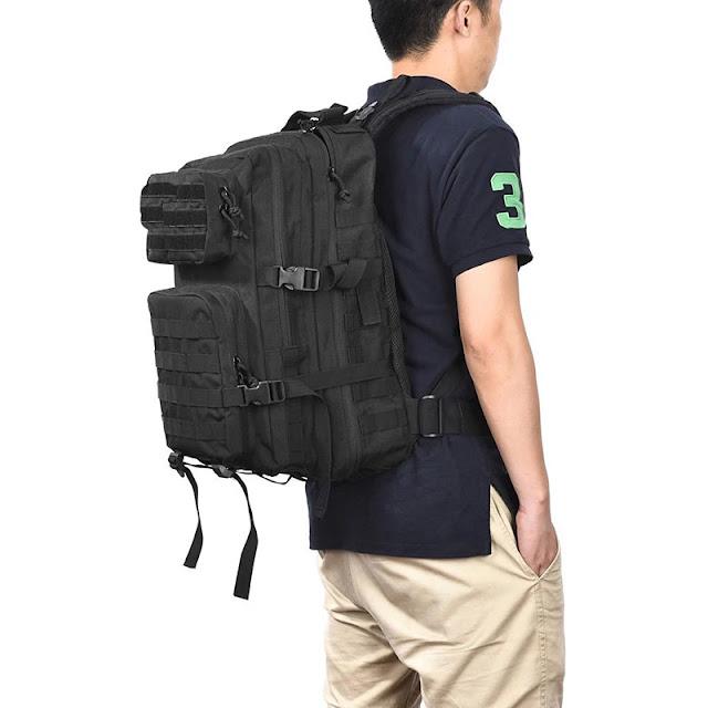 สะพายกระเป๋าเดินป่า ZEHUI YW-MB01