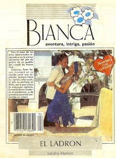 Sandra Marton - El Ladrón