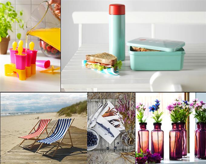 ideas Ikea en verano