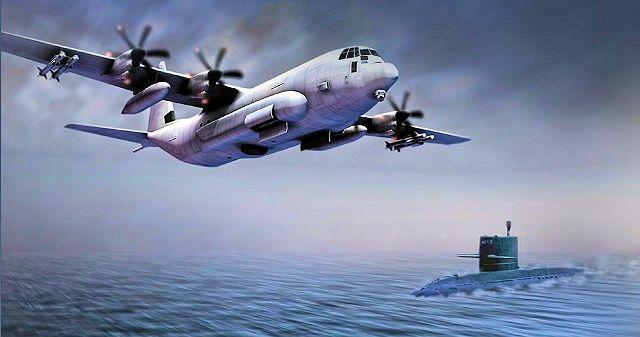 Menanti Kiprah Anak Dewa Si Pengintai Samudera, SC-130J