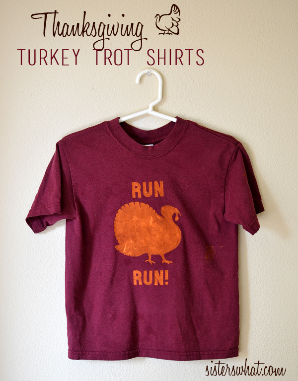 Run, Turkey Run - Turkey Trot Shirts