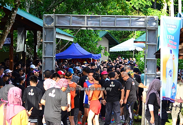 2019 Borneo Bird Run Sandakan