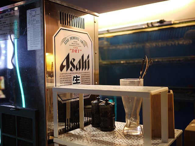 P1290767 - 【熱血採訪】深夜食堂│這輩子休想再叫我去甜在興燒烤鮮魚丼啤酒(已歇業