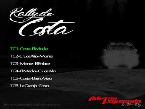Rally de Costa V1.0 [RFACTOR]