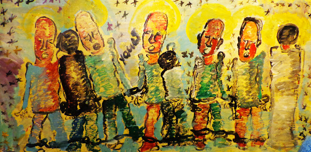 Purvis Young - Outsider from Overtown - Avant Garde Art