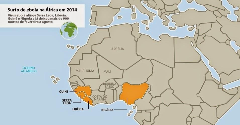 Epidemia de Ebola na África Ocidental