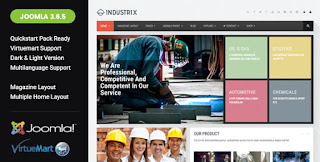 Theme #8 Industrix