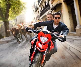 film girati a Siviglia. Tom Cruise