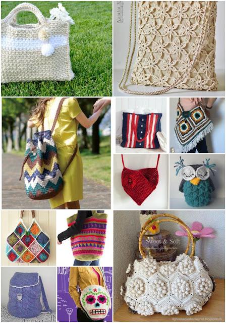 10 reciclados hechos productos con increíbles crochet de bolsos q8xgfrwq