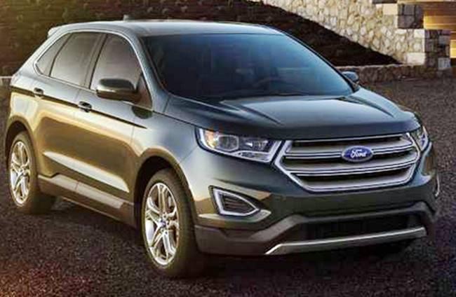 Ford Edge Titanium Release Date
