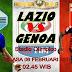 Agen Bola Terpercaya - Prediksi Lazio vs Genoa 6 Februari 2018