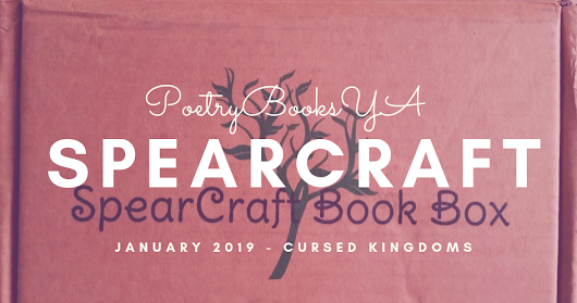 Spearcraft Book Box UNBOXING // CURSED KINGDOMS // January 2018