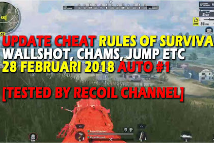 Cheat Rules of Survival 28 February 2018 - Valin 4.0 After Maintenance