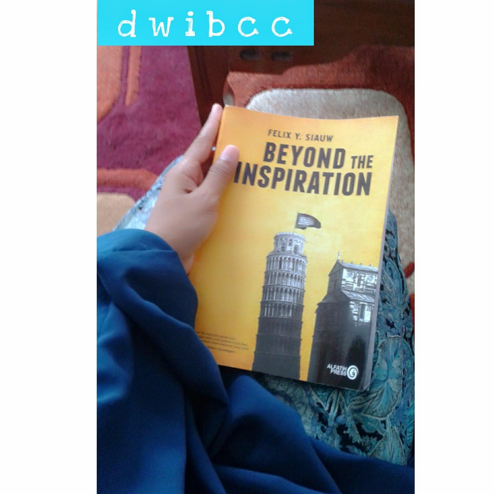 buku beyond the Inspiration
