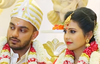 TAMIL WEDDING FILM NEVIL & SAHANA MERIDIAN GRAND