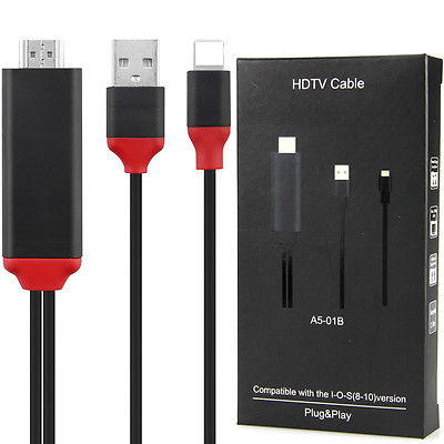 Cáp IPHONE sang HDMI