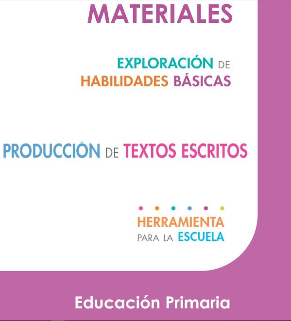 Producción de Textos Escritos - SISAT Primaria
