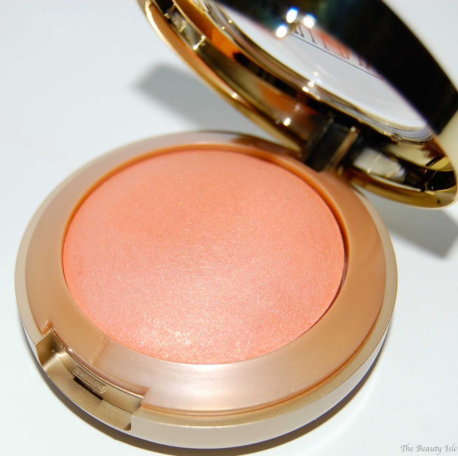 How to Apply Baked Blush
