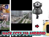 Tutorial Cara Mudah Mengetahui IP Kamera CCTV Orang Lain (Hack) Menggunakan Hp Android Tanpa Diketahui