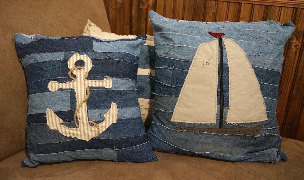 Ship Anchor Cut Out Templates