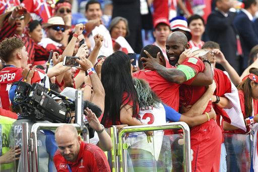 Thua thảm ĐT Anh, Panama vẫn ăn mừng như vô địch 6