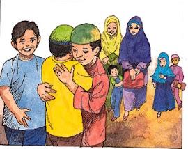 Hadits tentang Sifat Ramah