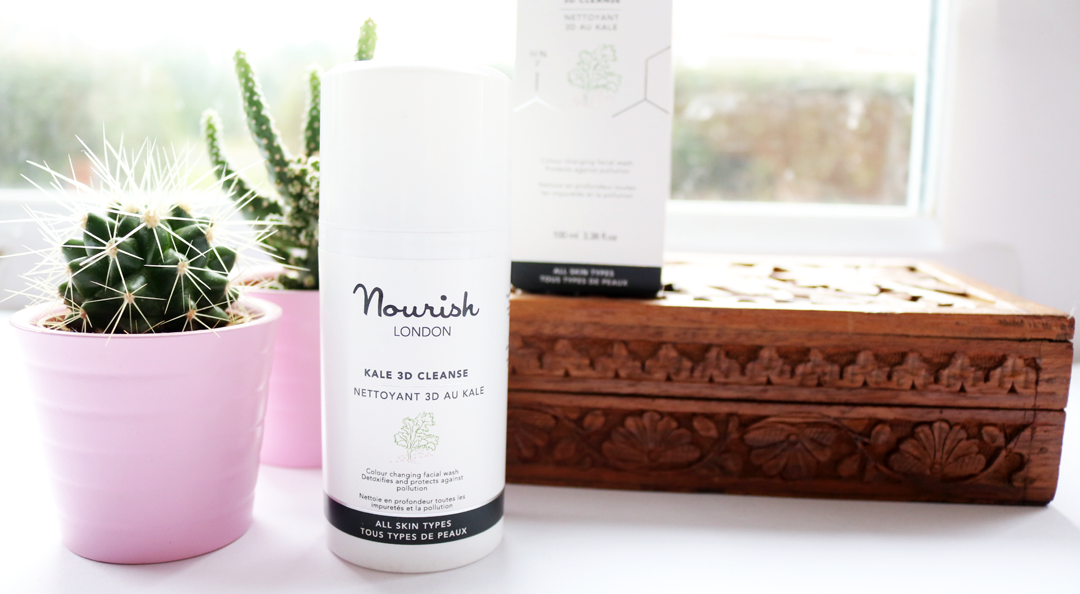 Nourish Kale 3D Cleanse review