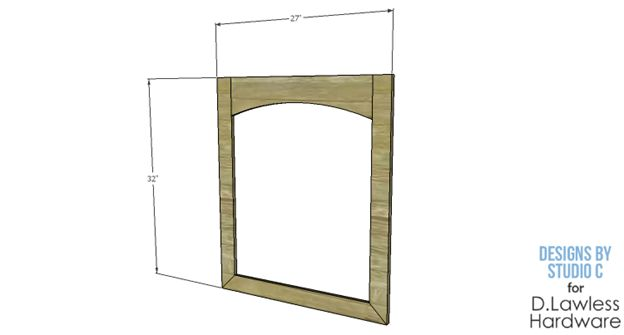 Mirror Frame Plan
