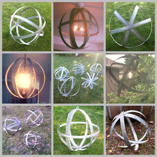 awesome eco-friendly 6th anniversary gift iron orbs
