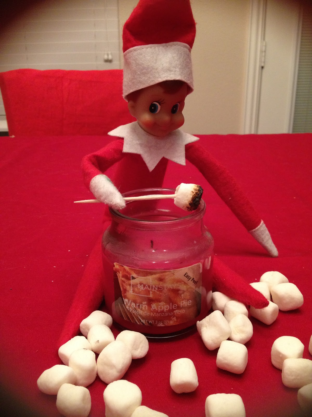 The Simple Life Herbie Has Arrived What Our Elf On The