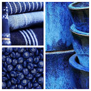 JANUARY moodboard for BAYOU BLUE