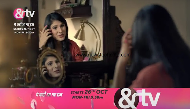 'Yeh Kahan Aagaye Hum' &Tv Upcoming Show Wiki Story |StarCast |Promo |Timings |Pics