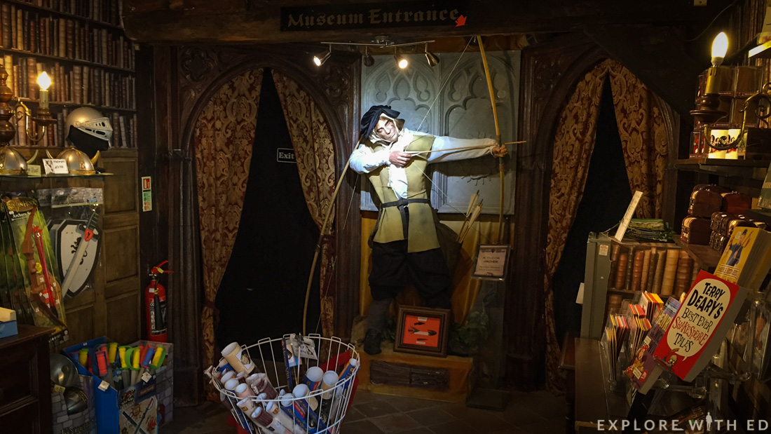 Tudor World Experience, Stratford-Upon-Avon