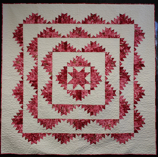 Delectable Mountains Quilt Free Pattern