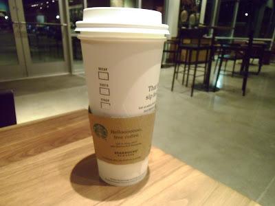 Starbucks® Venti Blonde Caffè Americano