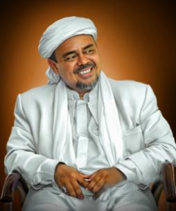 Habib Rizieq Jadi Saksi Ahli di Sidang Ahok