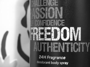 2. Deodorant