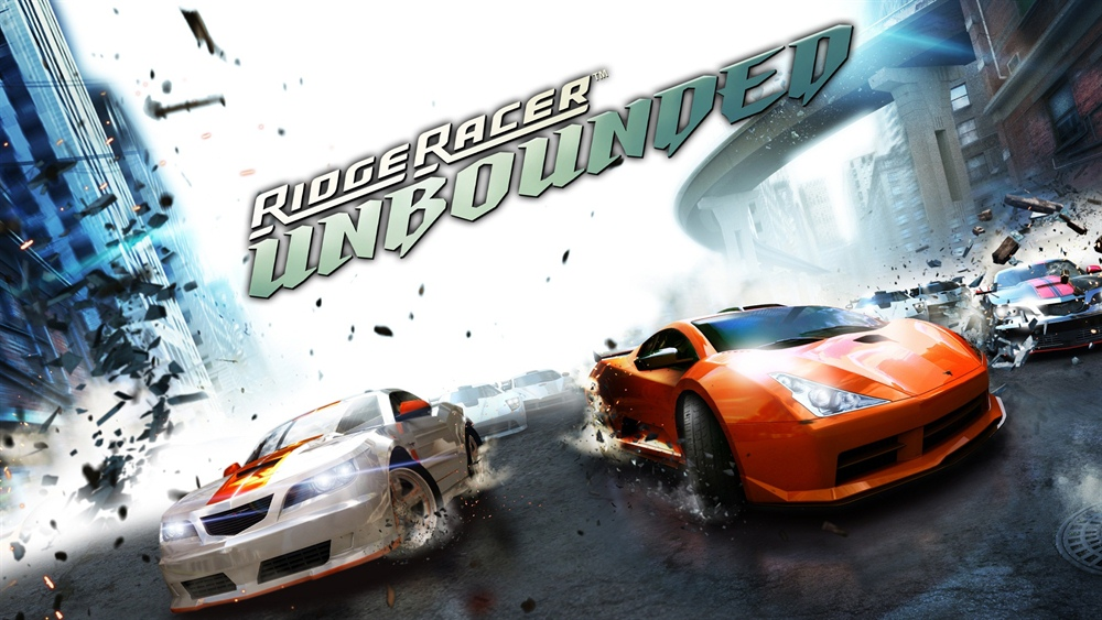Ridge Racer Unbounded PC Download Poster