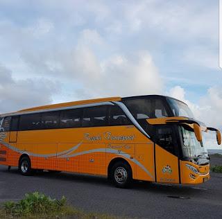 Sewa Bus Pariwisata Rejeki Trans Yogyakarta