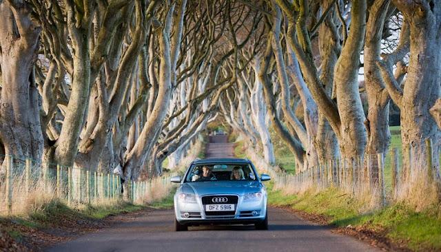 Aluguel de carro em Cork na Irlanda